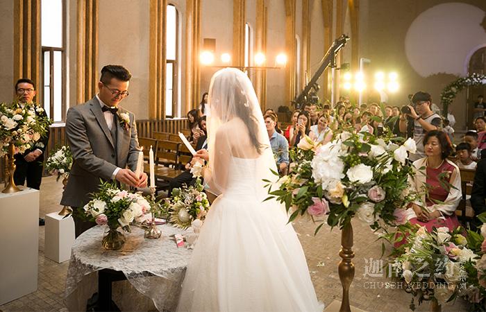 教堂婚礼策划_恋上一朵花