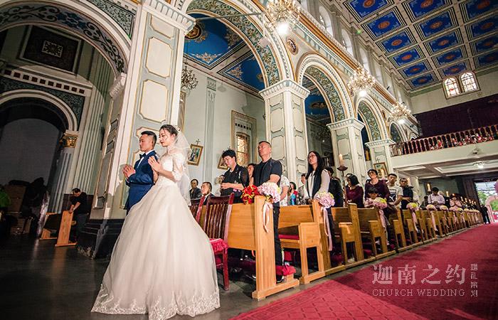 教堂婚礼座位,婚礼座位安排,教堂办婚礼