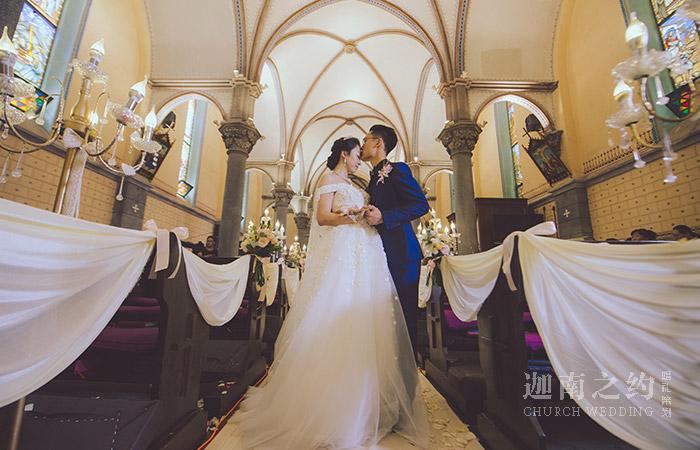 教堂婚礼策划案例_维多利亚爱情